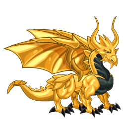 Gold Dragon Common Type Dragon Details And Information Dbgames Info Dragoncity