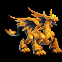 Gold metal dragon in dragon city organon testosterone capsules
