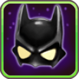 Bat Man's Helm