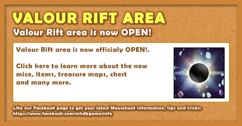 Valour Rift is now OPEN
