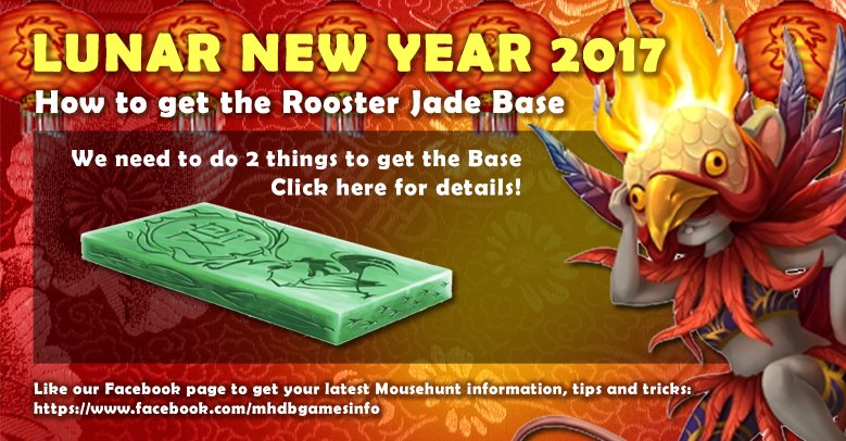 How to get Rooster Jade Base