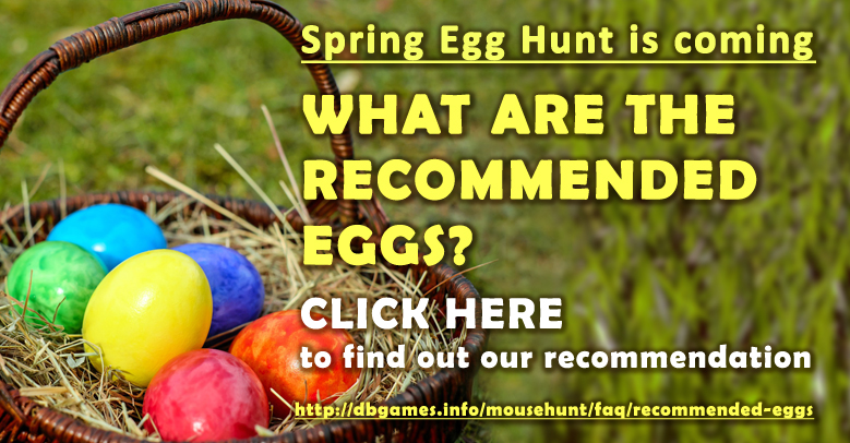 Recommended Eggs