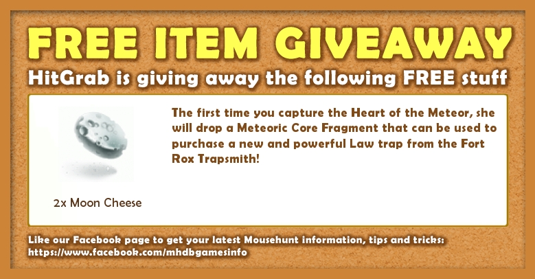 Giveaway: 28 March 2017 - Heart of the Meteor