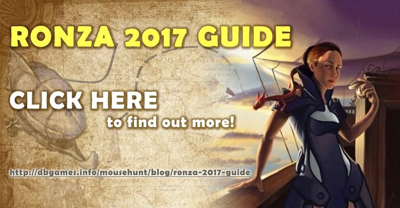 Ronza 2017 Guide