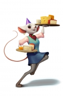 Fete Fromager Mouse