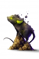 Rubble Rummager Mouse