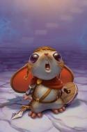 Terrified Adventurer Mouse