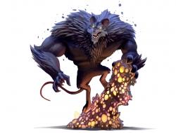Alpha Weremouse