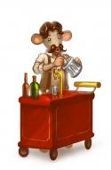 Bartender Mouse