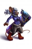 Black Diamond Racer Mouse