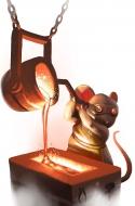 Blacksmith Mouse