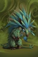 Bloomed Sylvan Mouse