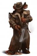 Bounty Hunter Mouse
