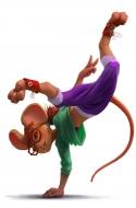 Breakdancer Mouse