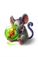 Candy Cat Mouse