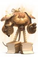 Captain Croissant Mouse