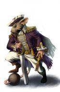 Captain Mouse