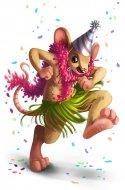 Dance Party Mouse