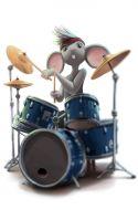 Drummer Mouse