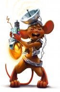 Egg Scrambler Mouse