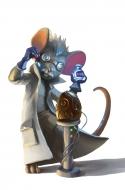 Eggsplosive Scientist Mouse