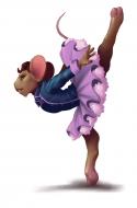 El Flamenco Mouse