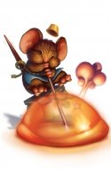 Glass Blower Mouse
