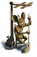 Hapless Marionette Mouse