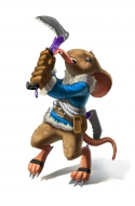 Incompetent Ice Climber Mouse
