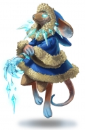 Lady Coldsnap Mouse
