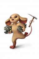 Mischievous Meteorite Miner Mouse