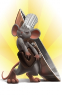 Pan Slammer Mouse