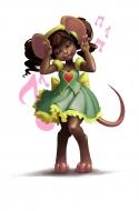 Para Para Dancer Mouse