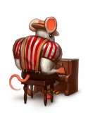 Parlour Player Mouse