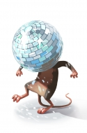 Party Head Mouse