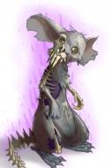 Ravenous Zombie Mouse