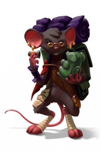Relic Hunter Mouse