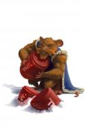 Saboteur Mouse