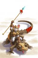 Sand Cavalry Mouse