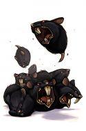 Swarm of Pygmy Mice