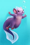 Tadpole Mouse