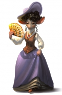 Upper Class Lady Mouse