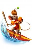 Wave Racer Mouse