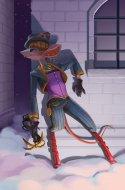 Aristo-Cat Burglar Mouse