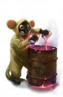 Biohazard Mouse