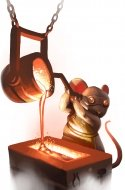 Blacksmith Mouse