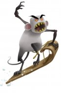 Free Skiing Mouse