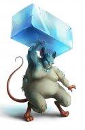 Glacia Ice Fist Mouse