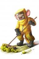 Lab Technician Mouse