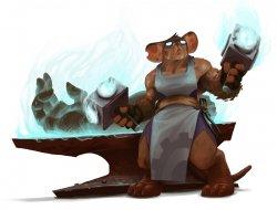 Manaforge Smith Mouse